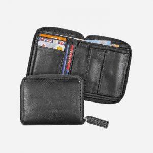 Mark Wallet Black