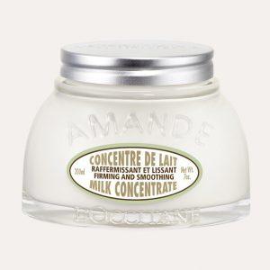 Almond Milk Concentrate Body Cream