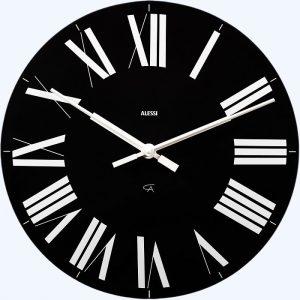 Firenze Clock Black