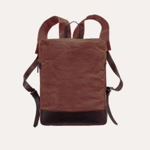 Paras Canvas Backpack Copper