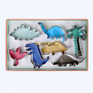 Dinosaur Cookie Cutters Set of 7