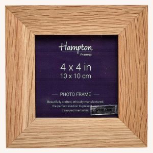 New England Solid Oak Frame