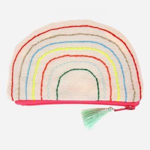 Rainbow Pouch
