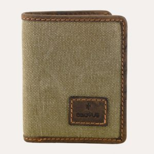 Note and Card Holder Khaki