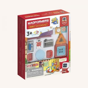 Minibot's Kitchen Set