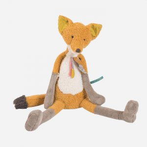 Le Voyage d'Olga Chaussette Large Fox