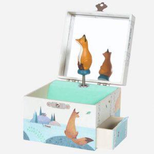 Le Voyage d'Olga Musical Jewellery Box