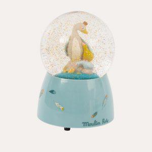 Le Voyage d'Olga Musical Snow Globe