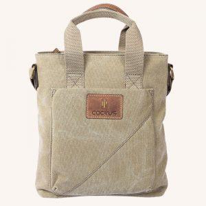 Tote Grab Bag Khaki