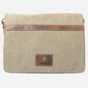 Large Cross Body Bag Khaki