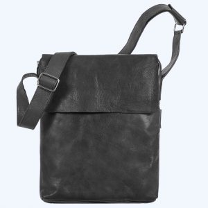 Santos M Cross Body Bag Black