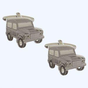 with gift box jeep cufflinks 4X4 jeep cufflinks groomsmen cuff links car gift