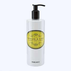 Ginger and Lime Body Lotion