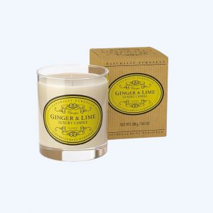Ginger and Lime Candle