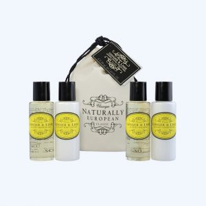 Travel Set Ginger and Lime