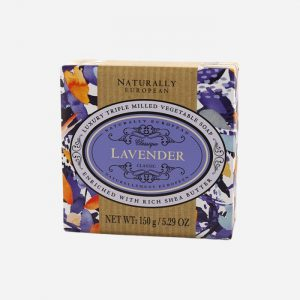 Lavender Wrapped Soap