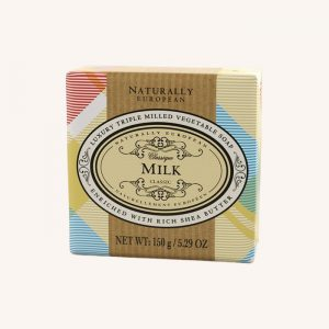 Milk Wrapped Soap