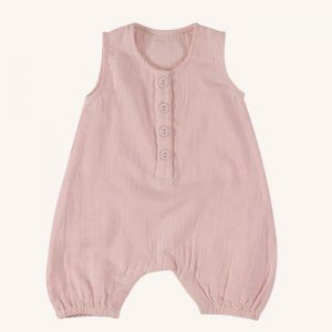 Baby All-In-One Pink