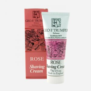 Rose Shaving Cream 75g