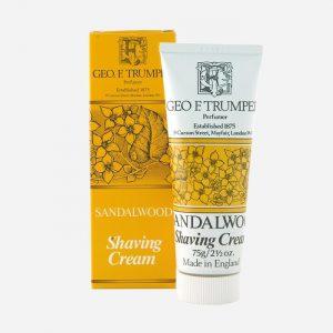 Sandalwood Shaving Cream 75g