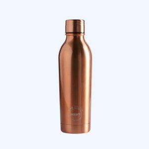 One Bottle Brushed Copper