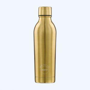One Bottle Polished Gold