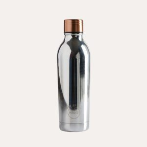 One Bottle Polished Steel