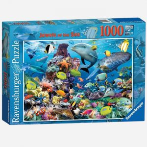 Jewels of the Sea Jigsaw Puzzle