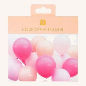 Rose Balloons Mixed Pack