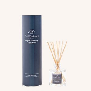 English Rosemary and Patchouli Travel Diffuser