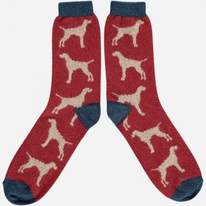 Lambswool Hounds Ankle Socks