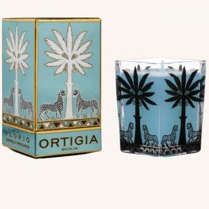 Florio Square Large Candle