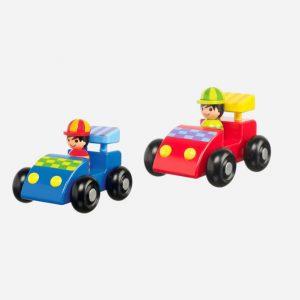 First Racing Cars Set