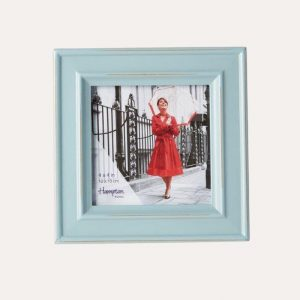 Paloma Distressed Blue Frame