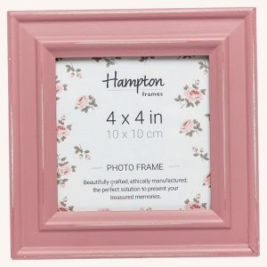 Paloma Distressed Pink Frame