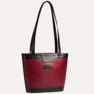 Bucket Bag Red