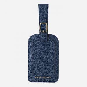 Luggage Tag Blue