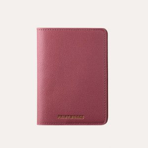 Passport Holder Pink