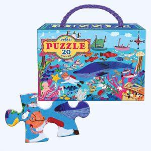 Sea Life 20 Piece Puzzle