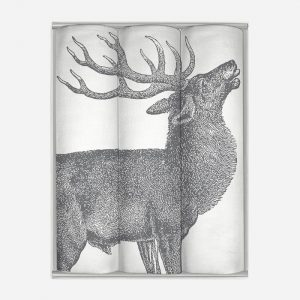 Stag Handkerchiefs Set
