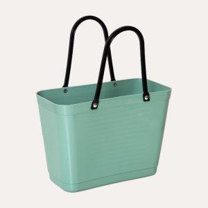Green Plastic Small Olive Bag