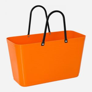 Large Orange Bag