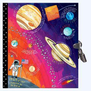 Space Adventure Secret Diary