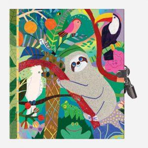 Sloth Secret Diary