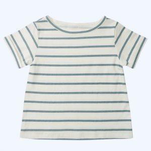 Blue Stripe Summer T-Shirt