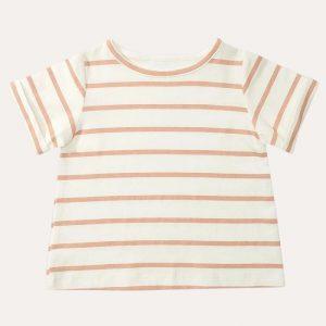 Pink Stripe Summer T-Shirt
