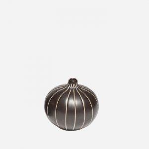 Bari Stripe Small Vase