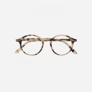 #D Reading Glasses Light Tortoise