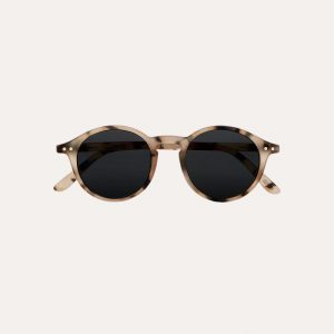 #D Sunglasses Light Tortoise