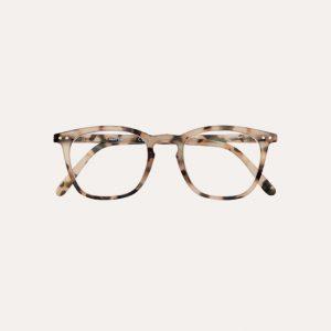 #E Reading Glasses Light Tortoise